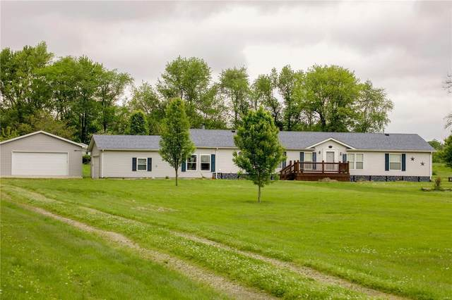 15593 Bartlett Road, Dow, IL 62022 (#20035534) :: Tarrant & Harman Real Estate and Auction Co.