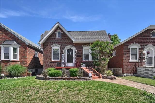 5511 Nottingham Avenue, St Louis, MO 63109 (#20035558) :: Kelly Hager Group | TdD Premier Real Estate