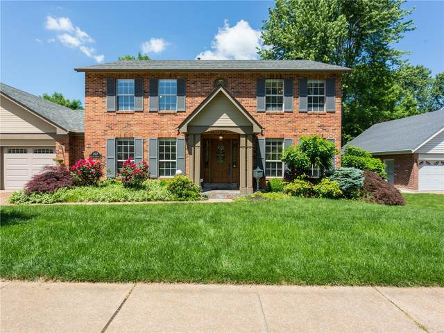 7017 Willow Stream, St Louis, MO 63129 (#20035559) :: Matt Smith Real Estate Group