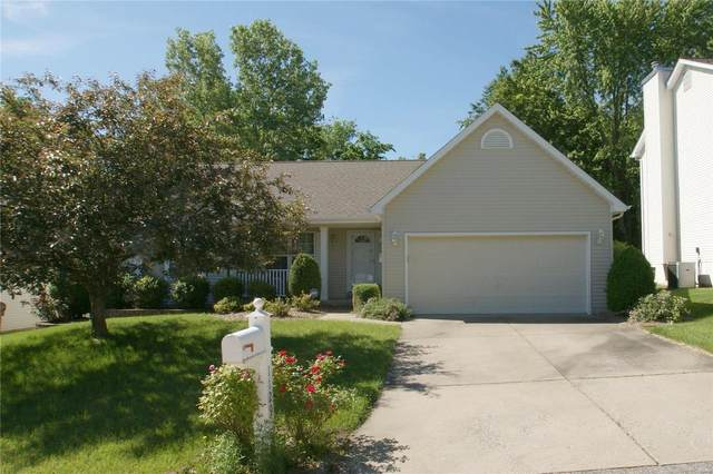 1129 Treeshade Drive, Saint Peters, MO 63376 (#20035575) :: Barrett Realty Group