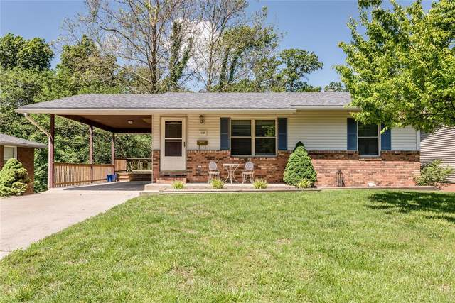 110 Portland Terrace, Collinsville, IL 62234 (#20035590) :: RE/MAX Vision