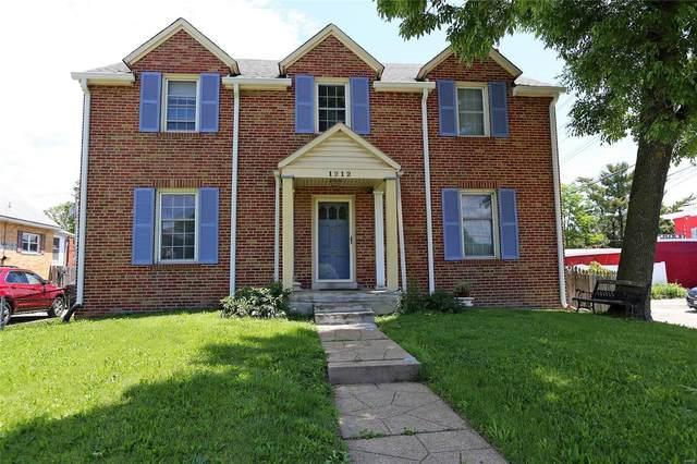 1212 Midland Boulevard, St Louis, MO 63130 (#20035599) :: Clarity Street Realty