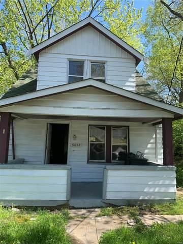 5612 Hamilton Avenue, St Louis, MO 63136 (#20035604) :: Clarity Street Realty