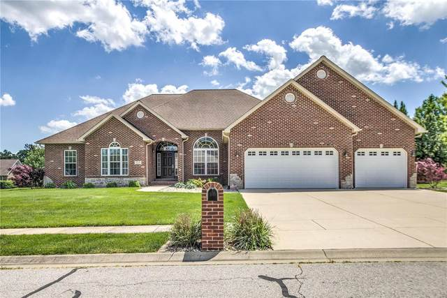 8416 Armsleigh Place, O'Fallon, IL 62269 (#20035617) :: Tarrant & Harman Real Estate and Auction Co.