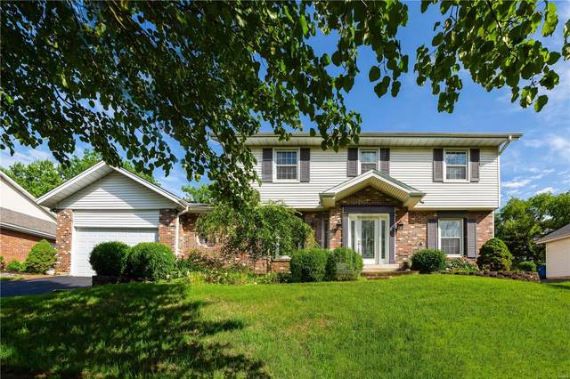 14241 Reelfoot Lake Drive, Chesterfield, MO 63017 (#20035625) :: The Becky O'Neill Power Home Selling Team