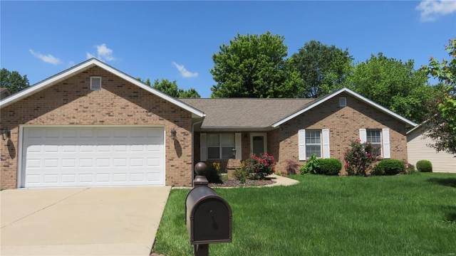 1850 Spruce Hill Drive, Belleville, IL 62221 (#20035642) :: Fusion Realty, LLC