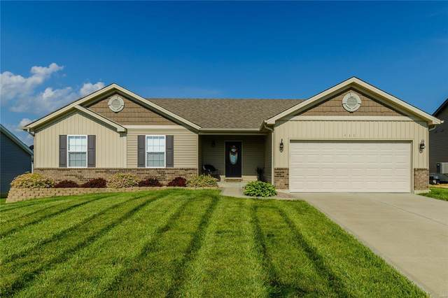 411 Meadow Spring Drive, Troy, MO 63379 (#20035645) :: RE/MAX Professional Realty