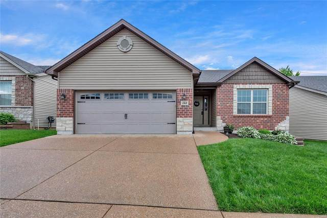183 Blue Water, Saint Peters, MO 63366 (#20035669) :: RE/MAX Vision