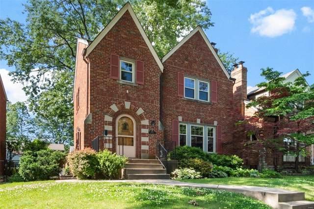 5834 Delor Street, St Louis, MO 63109 (#20035694) :: Kelly Hager Group | TdD Premier Real Estate