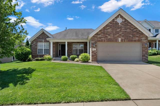 1049 Pierpoint Lane, Saint Charles, MO 63303 (#20035695) :: The Becky O'Neill Power Home Selling Team