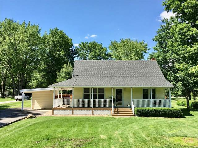 1013 E Clark Street, LITCHFIELD, IL 62056 (#20035702) :: Parson Realty Group