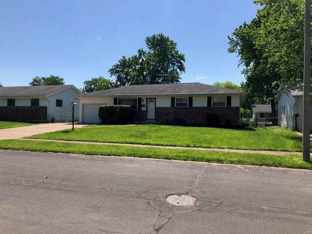 2760 Robert Drive, Florissant, MO 63031 (#20035720) :: St. Louis Finest Homes Realty Group