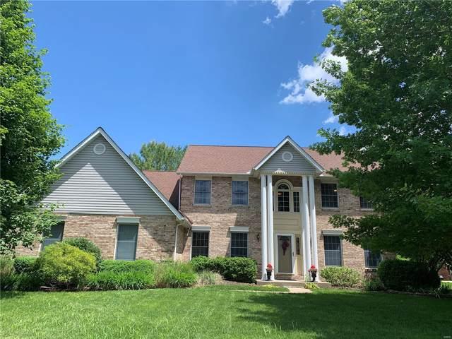 32 Meadow Rue Drive, Edwardsville, IL 62025 (#20035726) :: Hartmann Realtors Inc.