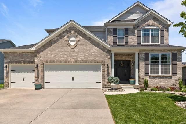 246 Victoria Park Avenue, Wentzville, MO 63385 (#20035738) :: Kelly Hager Group | TdD Premier Real Estate