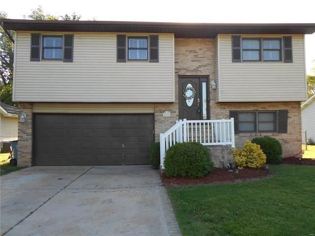21 Gemstone, Granite City, IL 62040 (#20035741) :: Matt Smith Real Estate Group