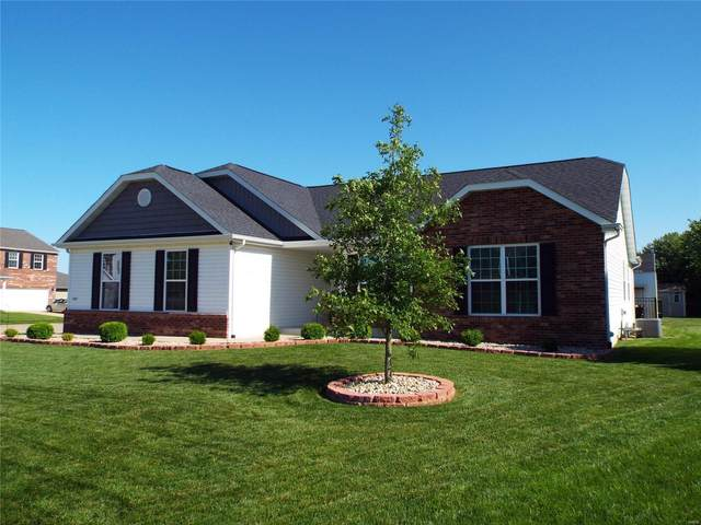 507 Janet Court, New Baden, IL 62265 (#20035753) :: Sue Martin Team
