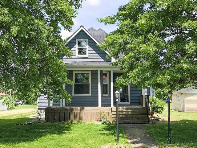 105 W 3rd North Street, MOUNT OLIVE, IL 62069 (#20035755) :: Matt Smith Real Estate Group