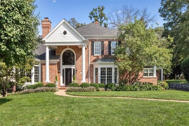 27 Deer Creek Woods Drive, St Louis, MO 63124 (#20035759) :: Walker Real Estate Team
