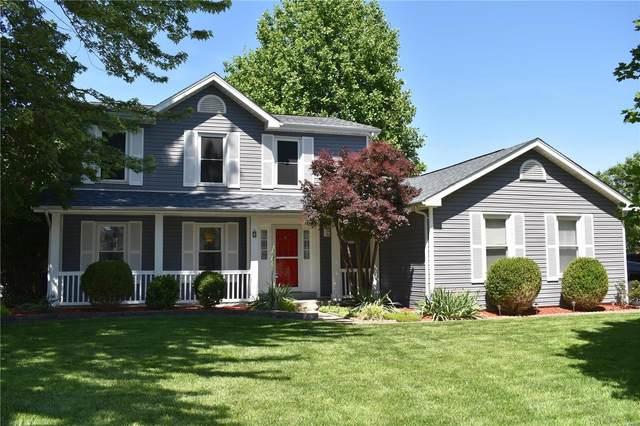3 Sullivan Oaks, Florissant, MO 63031 (#20035793) :: Clarity Street Realty