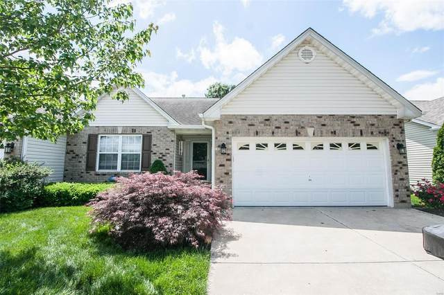 6 Piepers Glen Court 45B, O'Fallon, MO 63366 (#20035798) :: Barrett Realty Group
