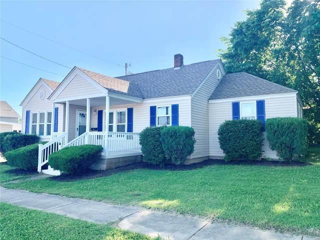 209 N Jefferson, Farmington, MO 63640 (#20035803) :: St. Louis Finest Homes Realty Group