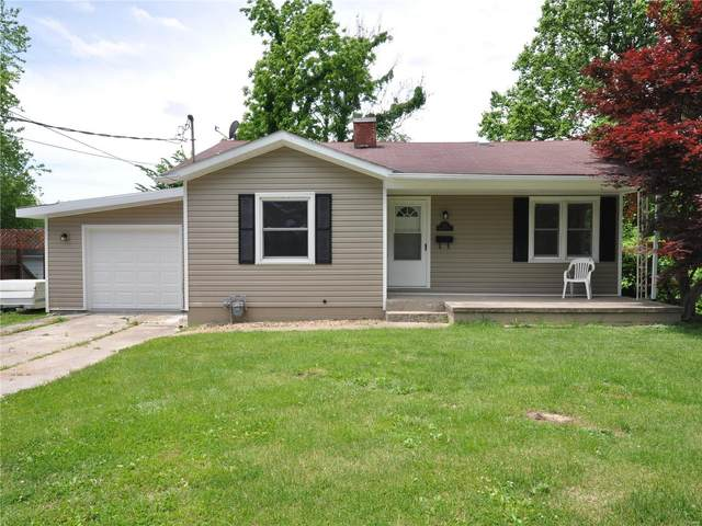 1147 Williams, Collinsville, IL 62234 (#20035804) :: Clarity Street Realty