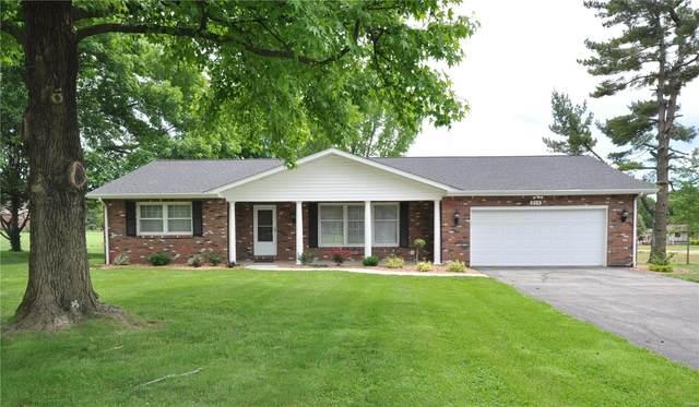 814 Glen Crossing Road, Glen Carbon, IL 62034 (#20035827) :: Fusion Realty, LLC