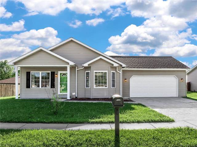 609 S 5th, Caseyville, IL 62232 (#20035833) :: Clarity Street Realty