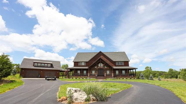 10919 County Road 3040, Rolla, MO 65401 (#20035838) :: Parson Realty Group