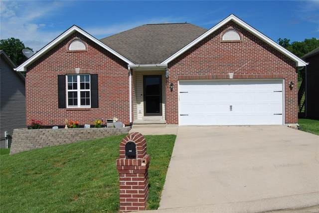 16 Somerfield Drive, Union, MO 63084 (#20035840) :: Parson Realty Group