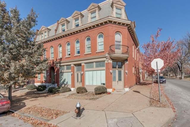 1901 Utah #4, St Louis, MO 63118 (#20035844) :: Clarity Street Realty