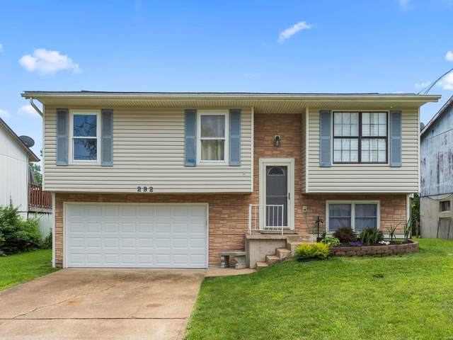 292 Stillbrook Estates Drive, Fenton, MO 63026 (#20035851) :: Parson Realty Group