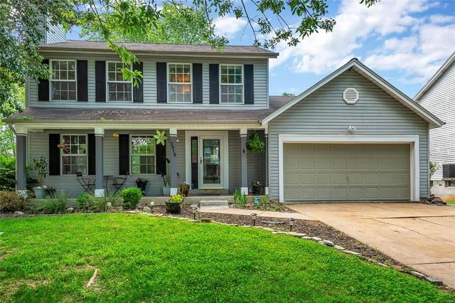 5818 Saddlebrook, Saint Charles, MO 63304 (#20035853) :: The Becky O'Neill Power Home Selling Team