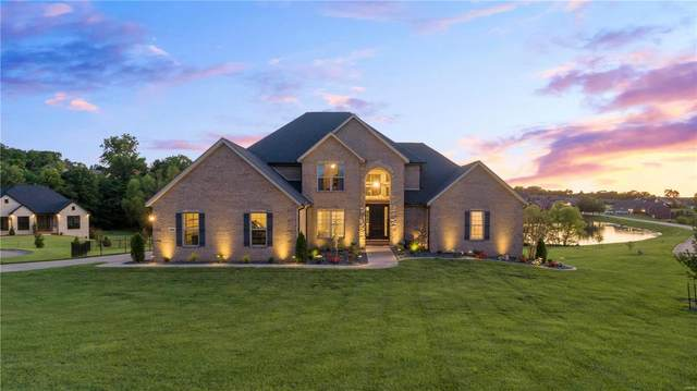 130 Frogs Leap Road, Cape Girardeau, MO 63701 (#20035908) :: The Becky O'Neill Power Home Selling Team