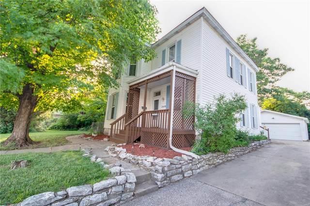 2408 Brown Street, Alton, IL 62002 (#20035917) :: RE/MAX Vision