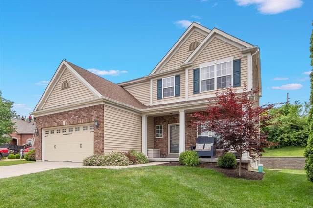 3148 Calhoun Dr, Saint Charles, MO 63301 (#20035920) :: The Becky O'Neill Power Home Selling Team