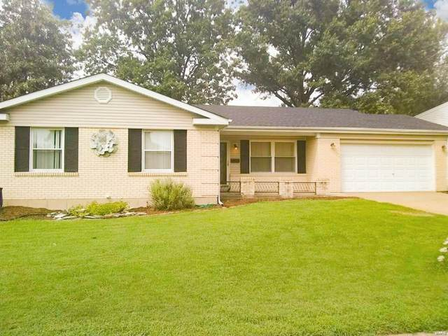 2505 Sorrell Drive, Florissant, MO 63033 (#20035928) :: Kelly Hager Group | TdD Premier Real Estate