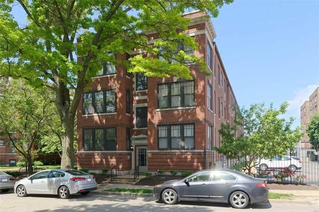 615 Clara Avenue #6, St Louis, MO 63112 (#20035951) :: Parson Realty Group