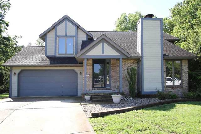 1 Brian Drive, Belleville, IL 62226 (#20035957) :: The Becky O'Neill Power Home Selling Team