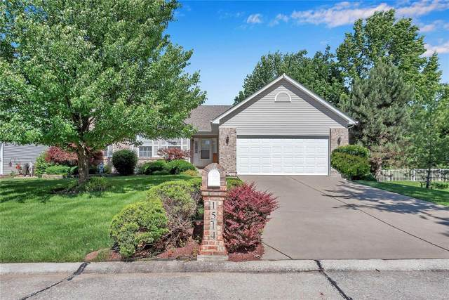 1514 Woods Fort Drive, O'Fallon, MO 63366 (#20035984) :: Kelly Hager Group | TdD Premier Real Estate
