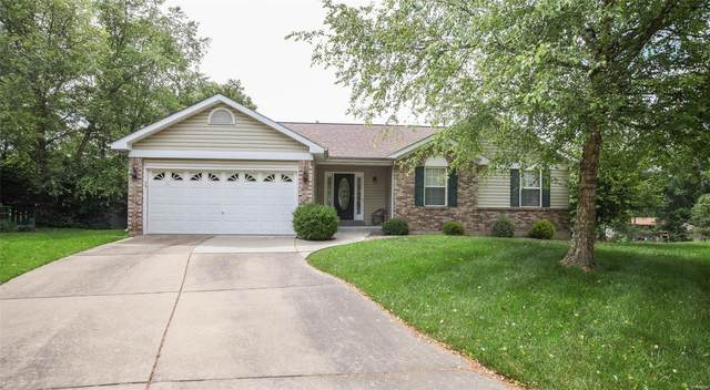 111 Lindys Landing Court, Saint Peters, MO 63376 (#20035990) :: St. Louis Finest Homes Realty Group