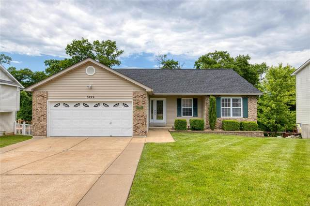 5729 Pebble Acres Drive, High Ridge, MO 63049 (#20036021) :: Sue Martin Team