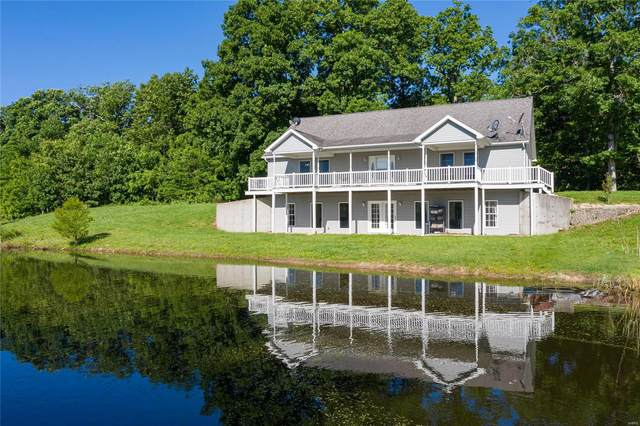 14792 Wheeler Road, CARLINVILLE, IL 62626 (#20036025) :: Tarrant & Harman Real Estate and Auction Co.