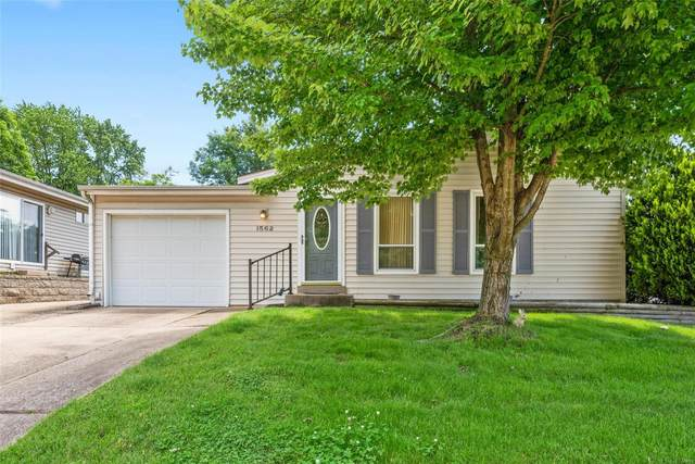 1562 Ramona Lane, Saint Charles, MO 63304 (#20036037) :: Sue Martin Team