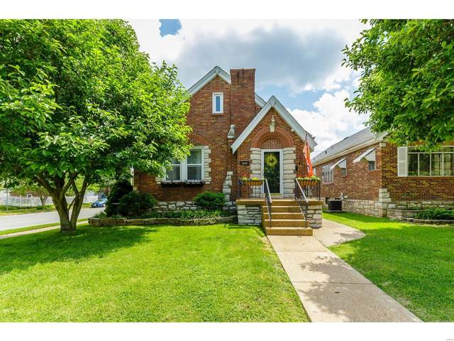 5800 Pernod Avenue, St Louis, MO 63139 (#20036055) :: Parson Realty Group