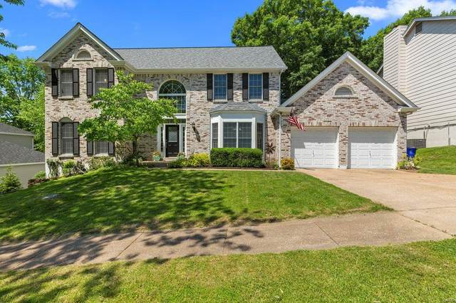1778 Timber Ridge Estates Drive, Wildwood, MO 63011 (#20036068) :: The Becky O'Neill Power Home Selling Team