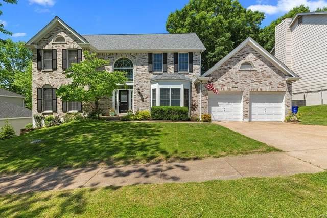 1778 Timber Ridge Estates Drive, Wildwood, MO 63011 (#20036068) :: Parson Realty Group