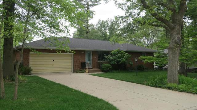 3212 Greenwood, Godfrey, IL 62035 (#20036077) :: Tarrant & Harman Real Estate and Auction Co.