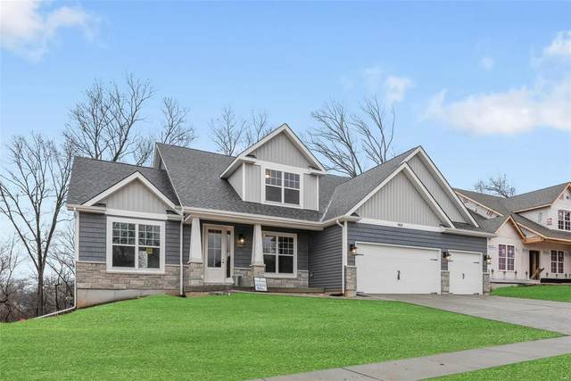 1016 Timber Bluff, Wentzville, MO 63385 (#20036106) :: The Becky O'Neill Power Home Selling Team