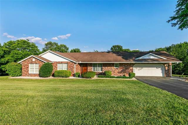 17 Country Lakes Lane, Waterloo, IL 62298 (#20036108) :: RE/MAX Vision
